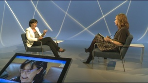 Rosa Ferrer no descarta deixar el comú per presentar-se a les eleccions en coalició amb DA