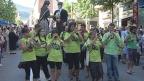 Tret de sortida a la Festa Major de la Seu d'Urgell