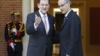 Martí es reunirà amb Rajoy dimarts a La Moncloa